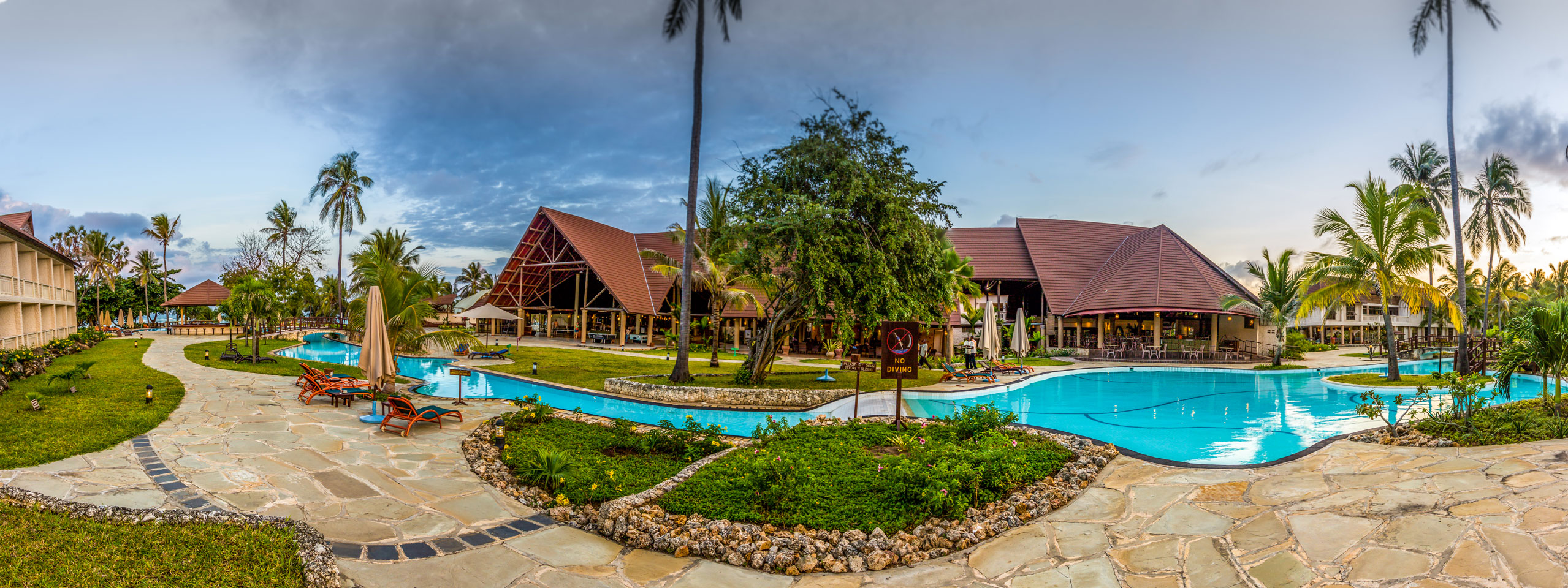 Coast Cottages Amani Tiwi Beach Resort Travel For Change Africa