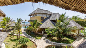Beach Hotels North Kenya