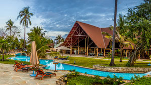 Beach Hotels South Kenya