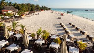 Beach Hotels Zanzibar